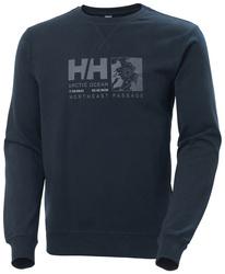 Bluza męska HELLY HANSEN ARCTIC OCEAN SWEAT 34075 598