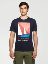 Koszulka męska NORTH SAILS SAINT-TROPEZ T-SHIRT 3517 0802