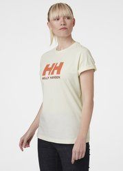 T-shirt damski HELLY HANSEN HH LOGO 34112 047