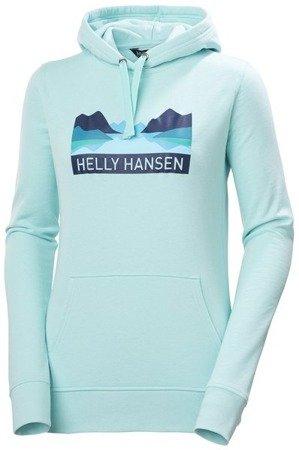 Bluza HELLY HANSEN NORD GRAPHIC HOODIE 62981 648
