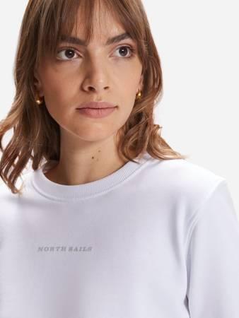 Bluza damska NORTH SAILS ROUND NECK 6090 0101