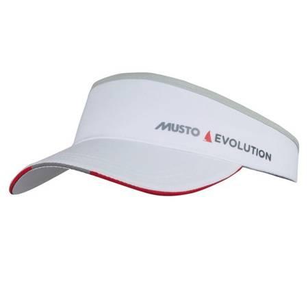 Daszek MUSTO EVOLUTION RACE VISOR