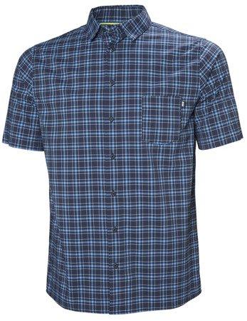 Koszula męska HELLY HANSEN FJORD QD SS 34048 597