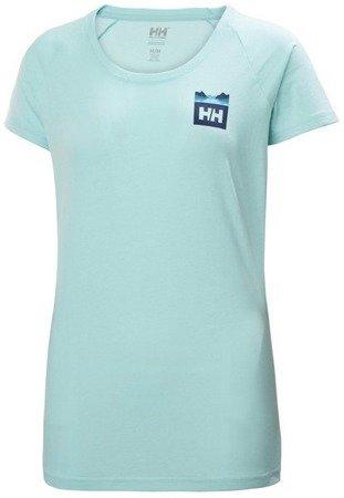 Koszulka HELLY HANSEN NORD GRAPHIC DROP 62985 648