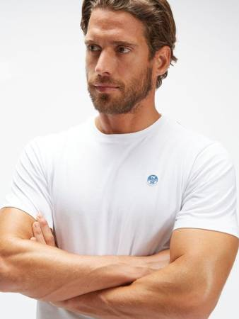 Koszulka męska NORTH SAILS COTTON JERSEY T-SHIRT