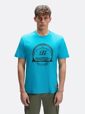 Koszulka męska NORTH SAILS COTTON JERSEY T-SHIRT 2740 0779