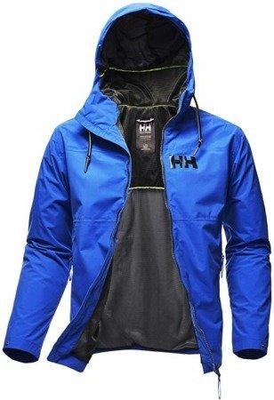 Kurtka HELLY HANSEN RIGGING RAIN JKT 64028 563 BLUE