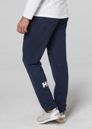 Spodnie dresowe HELLY HANSEN CLUB SWEAT 33938 597 NAVY