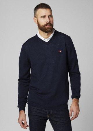 Sweter męski HELLY HANSEN SKAGEN MERINO 33997 597