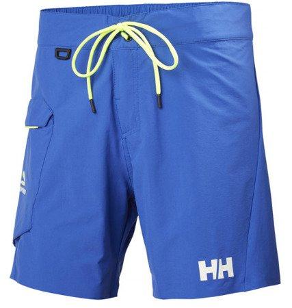 Szorty HELLY HANSEN HP SHORE TRUNK 53015 564 błękitne