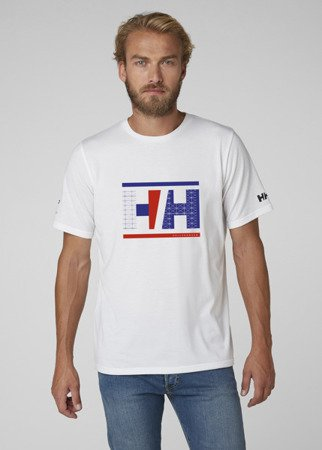 T-SHIRT MĘSKI HELLY HANSEN HP RACING 34053 001
