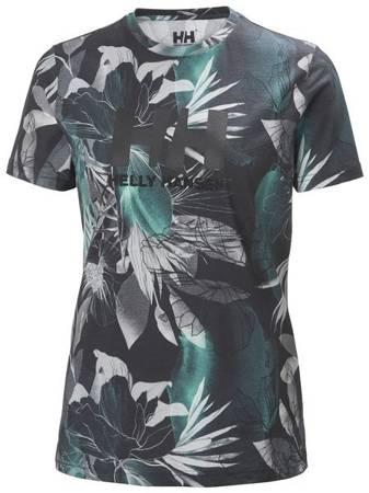 T-shirt damski HELLY HANSEN HH LOGO 34112 436